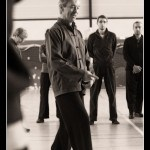 Stage JF Billey, Tai Chi TOULOUSE, 2013
